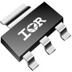 AUIRLL024ZTR, Силовой МОП-транзистор, N Канал, 55 В, 5 А, 0.048 Ом, SOT-223 ...