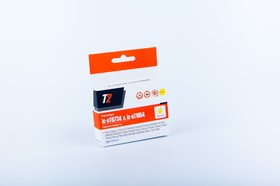 Картридж T2 C13T07344A IC-ET0734, желтый