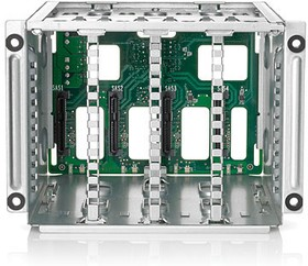 Корзина для жестких дисков HP DL380eGen8 8SFF HDD CAGE Kit (668295-B21)