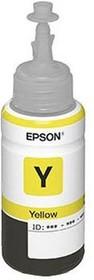 Картридж EPSON C13T66444A желтый