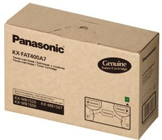 Картридж PANASONIC KX-FAT400A черный [kx-fat400a7]