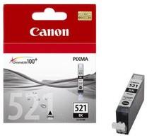 Картридж CANON CLI-521BK 2933B004, черный