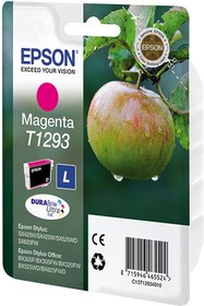 Картридж EPSON C13T12934011 пурпурный