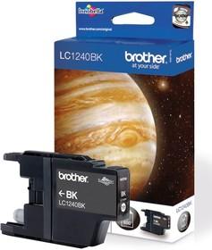 LC1240BK, Струйный картридж LC1240 чёрный для MFC-J6510DW, MFC-J6910DW, MFC-J5910DW, DCP-J525W, MFC-J430W, MFC