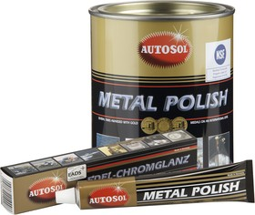 """Autosol  для металлических изделий """"Metal Polish"""" 75 мл, Паста - полироль"""