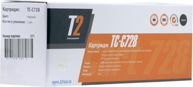 Картридж T2 728 TC-C728, черный