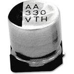 50THV47M8X10.5, SMD электролитический конденсатор, Radial Can - SMD, 47 мкФ ...