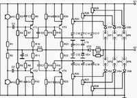 Схема электрическая принципиальная NK294.