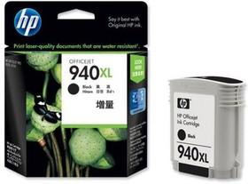 Картридж HP №940XL C4906AE, черный