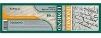 Бумага Lomond 1209128 A3 594мм-175м/80г/м2/белый матовое инженерная бумага