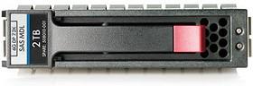 Жесткий диск HPE 1x2Tb SAS 7.2K для D2000 507616-B21