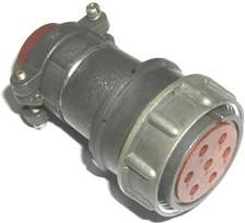 2РМД33КПН7Г9В1Л, Розетка на кабель