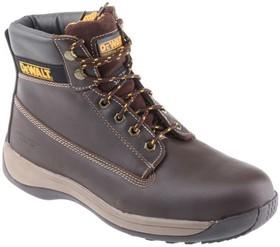 Dewalt Apprentice Brown Size 8, Steel Toe Men Safety Shoes, UK 8, US 9
