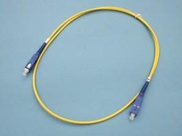 12-FFS1F04-3M/ 9/125 SC/PC-SC/PC 3.0mm, SC-SC патч-корд одномодовый, 3м (Simplex)