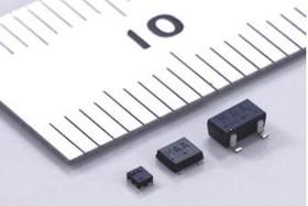 Фото 1/2 AS-V20NA-R, Датчик магнито-резистивный, вертикальный, 0.8 - 4мТ, SON4