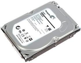 "Жесткий диск SEAGATE SV35 ST1000VX000, 1Тб, HDD, SATA III, 3.5"""