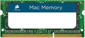 CMSA4GX3M1A1066C7, Модуль памяти CORSAIR CMSA4GX3M1A1066C7 DDR3- 4Гб, 1066, SO-DIMM, Ret