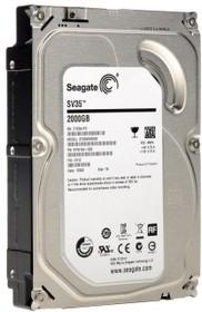 "Жесткий диск SEAGATE SV35 ST2000VX000, 2Тб, HDD, SATA III, 3.5"""
