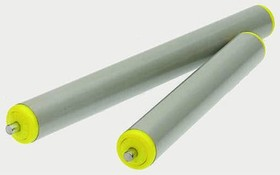 11EJSAAFAB, 8MM HEX STEELSPINDLE PVC ROLLER,50X300MM