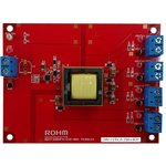 BD7F200HFN-EVK-001, Evaluation Board, BD7F200HFN DC/DC Converter, Isolated ...