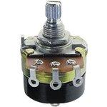 24S1-A100K, L20F, 100 кОм, Резистор переменный с выключателем