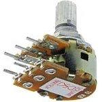 16T1-B50K, L15KC, 50 кОм, Резистор переменный