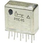 РПС45 РС4.520.755-10, (27В), Реле электромагнитное поляризованное