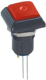 IPC1SAD6L0S, RED LED LATCHING PUSHBUTT