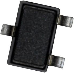 Фото 1/2 BC847CWT1G, Биполярный транзистор, NPN, 45 В, 100 МГц, 150 мВт, 100 мА, 420 hFE
