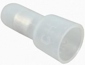 Фото 1/2 КИЗ-1, Заглушка концевая изолированная 2,5 мм