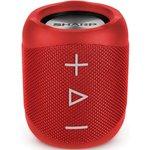 Колонка порт. Sharp GXBT180RD красный 14W 1.0 BT/3.5Jack