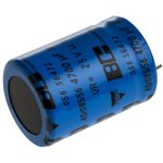 Фото 2/2 MAL205656472E3, Электролитический конденсатор, долговечный, 4700 мкФ, 25 В, Серия 056 PSM, 12000 часов при 85°C