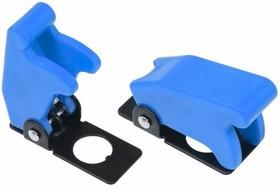 SAC-01 синий, Колпачок предохранительный для тумблеров ASW-07D, KN3(A-D)
