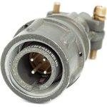2РМТ14КПН4Ш1В1В, Вилка на кабель с прямым патрубком для неэкранированного кабеля