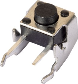 Фото 1/2 0750HIM-130G (TS-A2PV-130), Кнопка тактовая угловая h=3.85мм