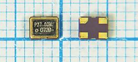 Кварцевый генератор 27МГц 3.3В,HCMOS в корпусе SMD 3.2x2.5мм , гк 27000 \\SMD03225C4\CM\3,3В\ CSC3R270000BEVRS00\