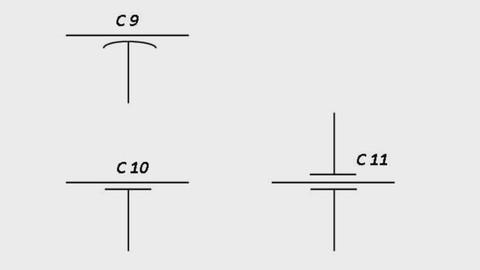 обозначения конденсаторов