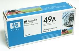 Картридж HP 49A Q5949A, черный