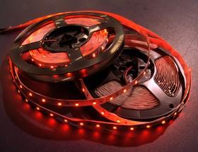LS603 (141-331), Лента светодиодная 1 метр, 60SMD(3528)/m, IP23 красный