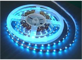 LS603 (141-333), Лента светодиодная 1 метр, 60SMD(3528)/m, IP23 синий