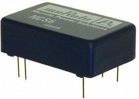 NCS6S4805C, DC/DC преобразователь, 6 Вт, вход 18-75В, выход 5В/1.2А, DIP