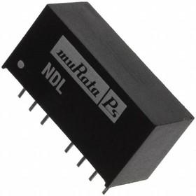 NDL2405SC, DC/DC преобразователь, 2 Вт, вход 18-36В, выход 5в/0.4А, SIP