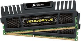 Модуль памяти CORSAIR Vengeance CMZ8GX3M2A1866C9 DDR3 - 2x 4Гб 1866, DIMM, Ret