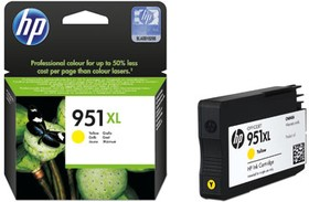 Картридж HP 951XL CN048AE, желтый