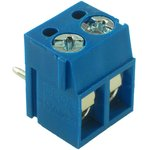 MA524-500M02, TERMINAL BLOCK EUROSTYLE, 2 POSITION, 22-14AWG