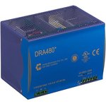 DRA480-24A, Блок питания, 24В,20А,480Вт