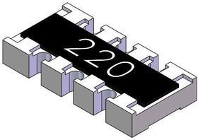 MP005670, Фиксированный резистор цепи, 5.6 кОм, Изолированный, 4 элемент(-ов), 1206 [3216 Метрический]