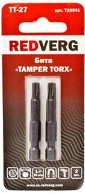 Бита Torx Tamper 27х50 2шт. 720541 6623508
