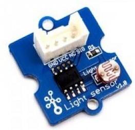 Фото 1/2 Grove - Light Sensor, Плата датчика освещенности