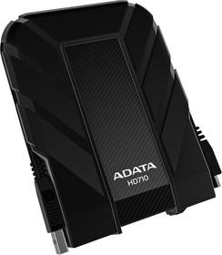 Внешний жесткий диск A-DATA DashDrive Durable HD710, 500Гб, синий [ahd710-500gu3-cbl]